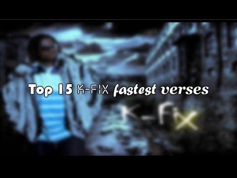 Top 15 K-Fix