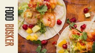 Chilli Shrimp Tacos
