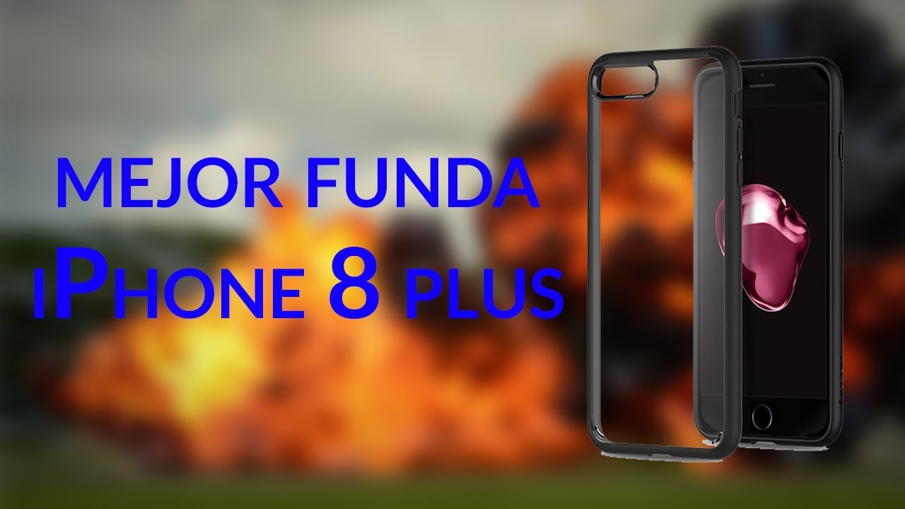 0237d3c8fbc La mejor funda para el iPhone 8 plus - review en español - YouTube