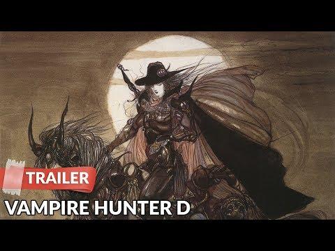 Vampire Hunter D 1985 Trailer HD | Kaneto Shiozawa