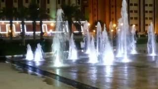 Beautiful Park near King Fahad Road Riyadh saudi arabia