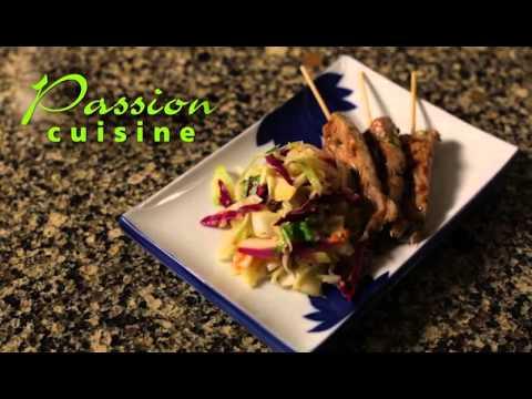 passion cuisine avec chef marc miron s01e04 cuisine thaïlandaise