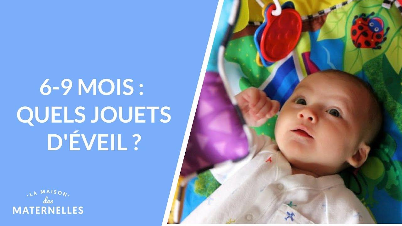 6 9 Mois Quels Jouets D Eveil La Maison Des Maternelles Lmdm