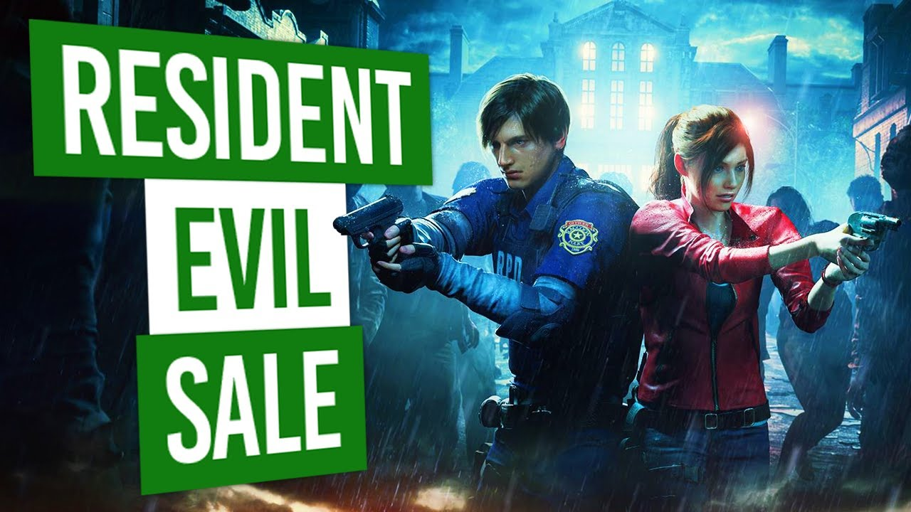 RESIDENT EVIL + ROCKSTAR SALE!   Up To 60% Off Xbox Games THIS WEEK