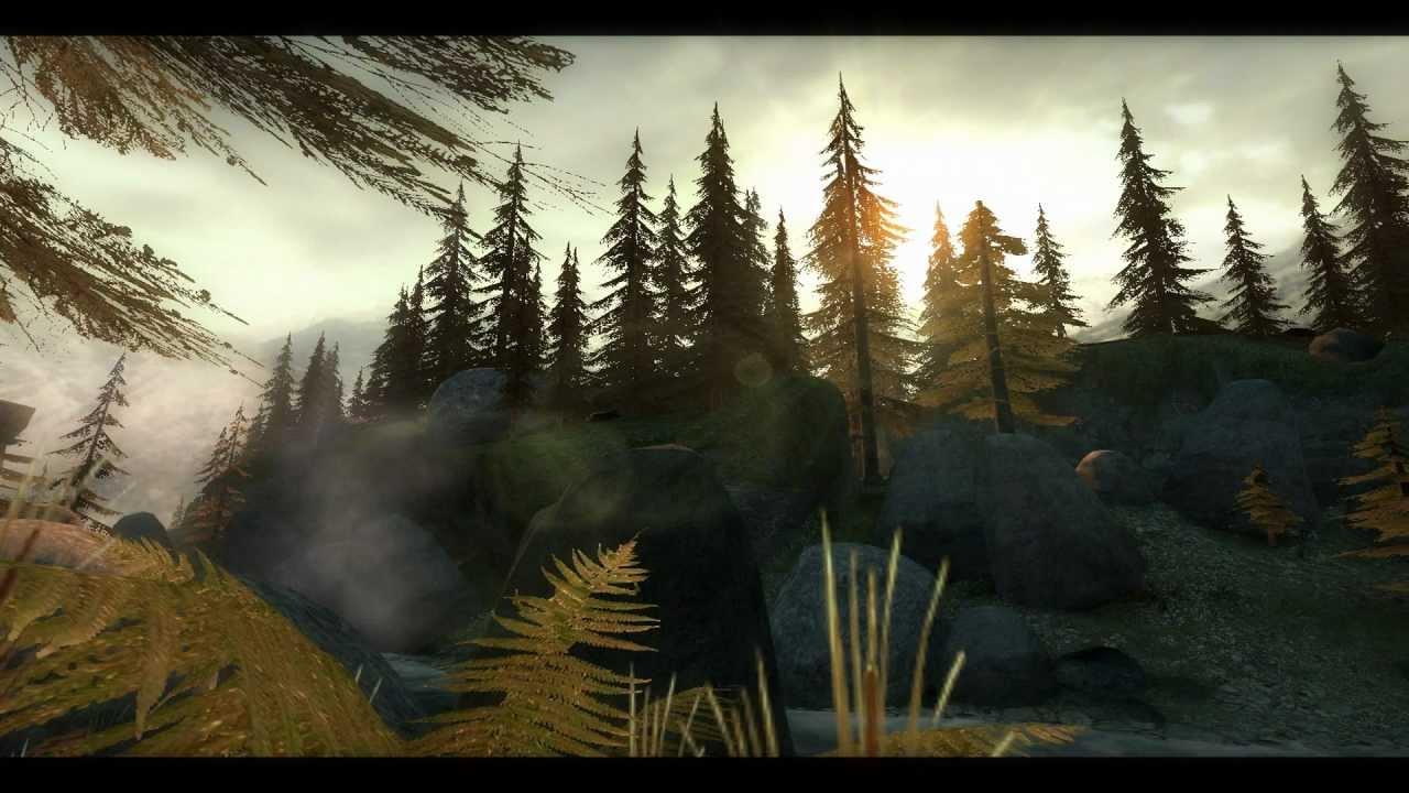 Gmod Forest Dreamscene