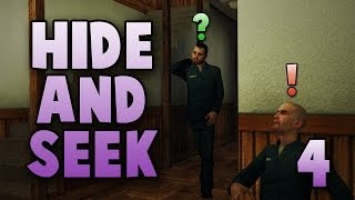 Hiding In Smelly Places (Hide & Seek #4)