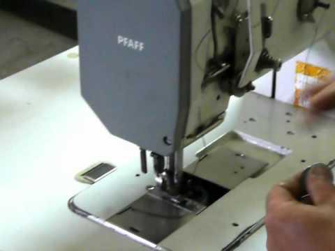 Pfaff 40 YouTube Awesome Pfaff 1245 Sewing Machine