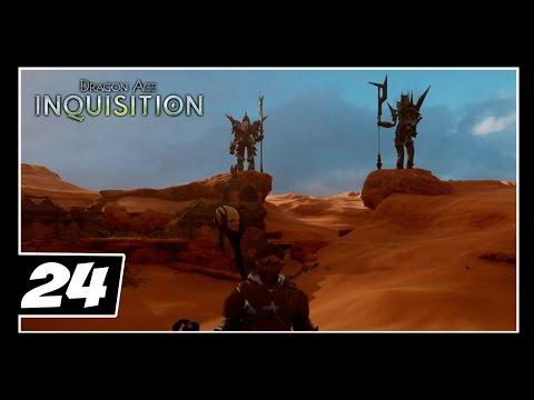 Dragon Age: Inquisition - Detonado Parte 24 - LUTA CONTRA GIGANTES!!!