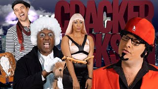 I Don't Speak French Motha F@#%$: Cracker Jackson (the White Samuel L. Jackson) Ep. 4
