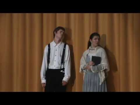 "PT2/3  ""Adventures of Tom Sawyer"" performed by Adrian Community Theater, Missouri - June 2016"