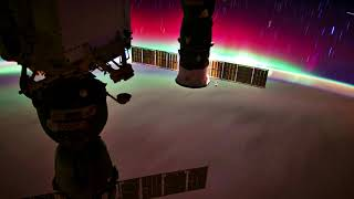 BEAUTIFUL EARTH (ISS / Night & Day / Aurora) Time-lapse 4K VIDEO