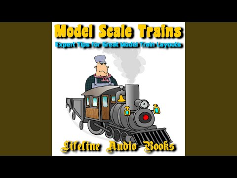 In Scale, G Scale and Z Scale Model Trains