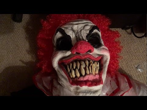Nightmare Clown Part 2 - YouTube