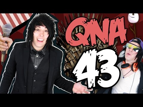 Touring, Game of Thrones, and Acting! [Capndesdes QNA #43]