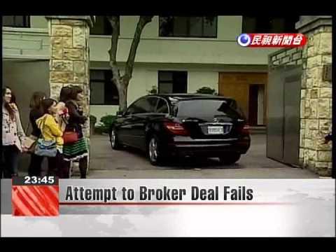 Attempt to Broker Deal Fails