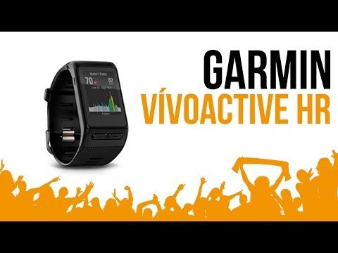 Comparativa reloj-gps Polar M600 frente al Vivoactive HR