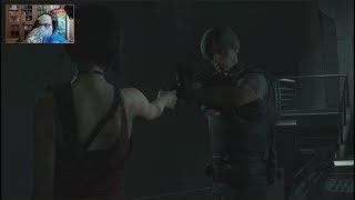 КРАЯТ С ЛИОН | Resident Evil 2 | #10