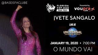 Baixar O Mundo Vai - Live From Florida Cup Fan Fest 2020