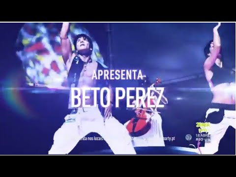ZUMBA FITNESS PARTY feat. Beto Perez