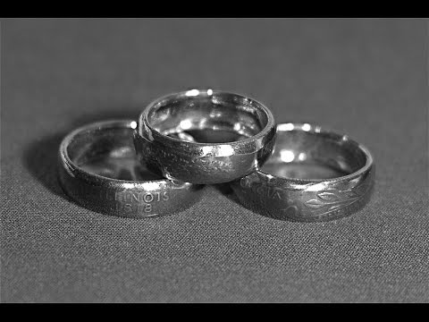 Coin Ring Making