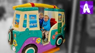 The Wheels on The Bus - Baby Nursery Rhymes Song Part 2