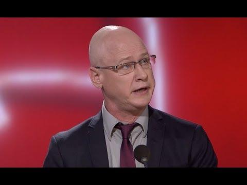 Robert Gustafsson i Parlamentet  sjukdomar finns inte