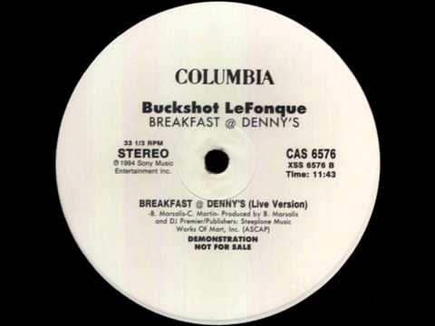 Buckshot LeFonque  Breakfast @ Dennys  Version