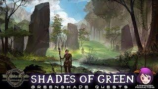 ★ Elder Scrolls Online ★ - L30 Shades of Green