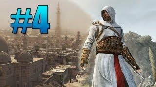 Assassin's Creed 1 [Parte 4] Viaje a Damasco y Primer Objetivo,