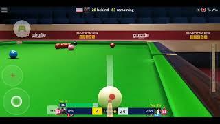 Snooker Stars - 3D Online Sports Game - 2019-03-13 screenshot 4