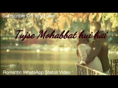 Kaise batau tujhe Dil mera kya keh rha || 30 sec WhatsApp Status Video || WhatsApp Status