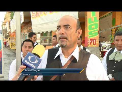 Pocos mariachis sobreviven en Acapulco