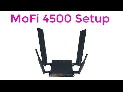 MoFi 4500 Setup - YouTube