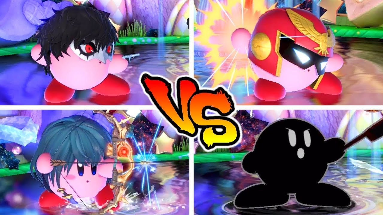What is the Strongest Kirby Transformation in Super Smash Bros. Ultimate? thumbnail