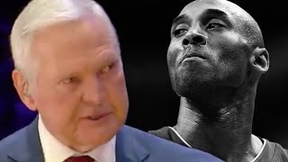 Jerry West Reveals How Kobe Wanted To Play For The Clippers But He Stopped It From Happening