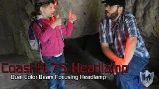 Coast FL75 Headlamp Review