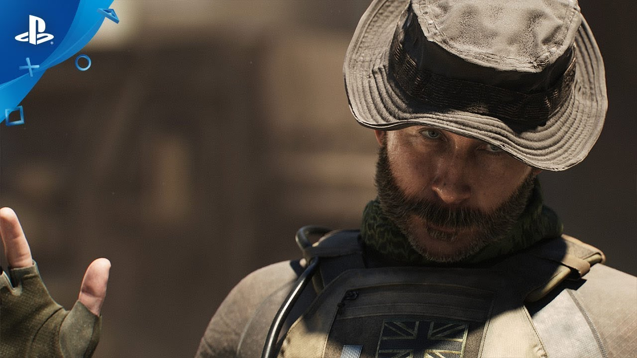 Call of Duty: Modern Warfare - tráiler de lanzamiento de gameplay
