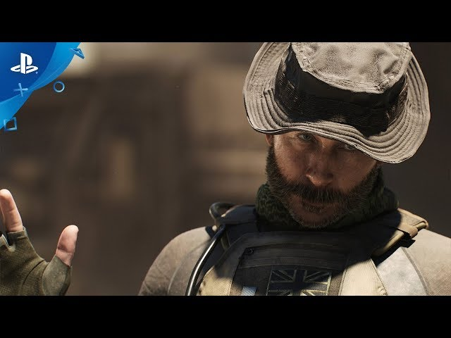 Call of Duty: Modern Warfare - Launch Gameplay Trailer | PS4