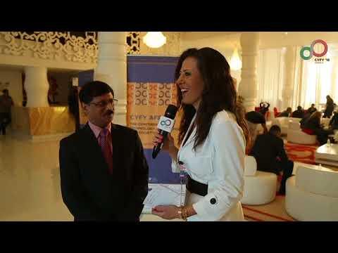 Sanjay Kumar Verma (MEA) speaks on taking India's digital initiatives to Africa