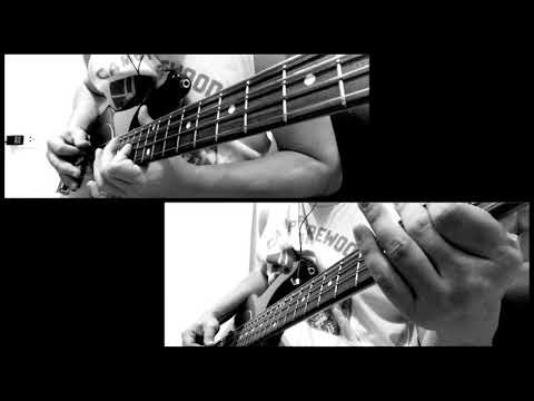 Stranger Things Theme Cover on Bass (music man stingray, electro harmonix micro pog)