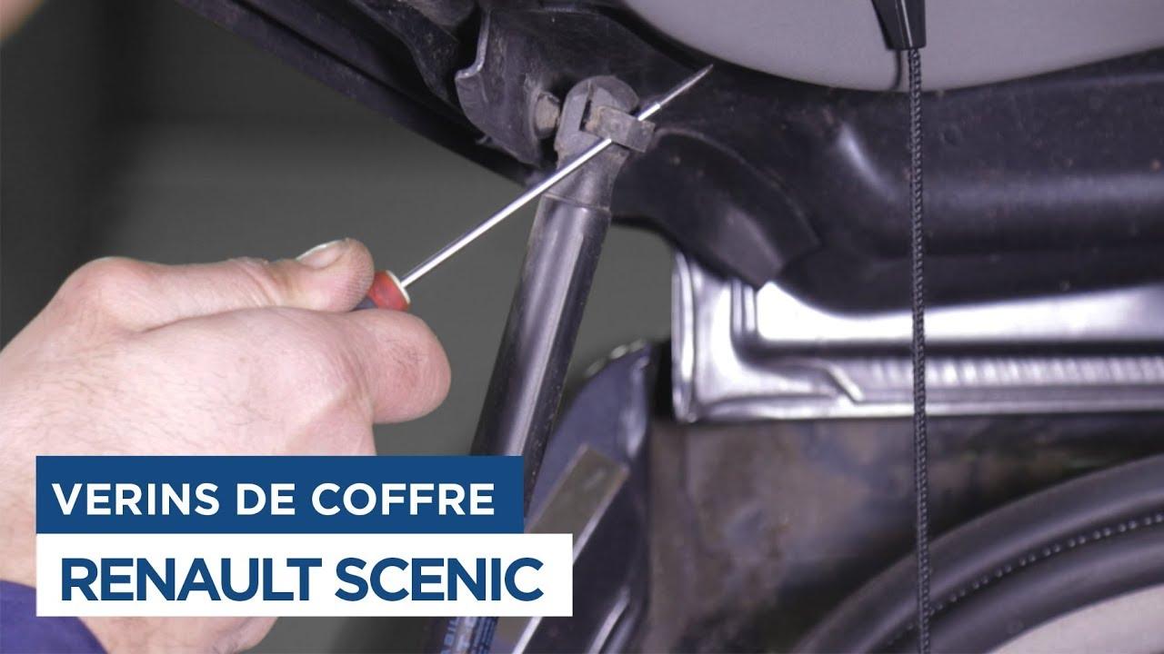 Changer Les Verins De Coffre Renault Scenic 2 1 5 Dci
