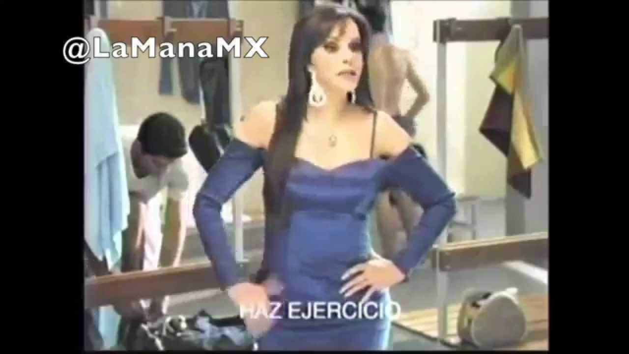 Comercial Lucia Mendez Snickers Mexico Youtube