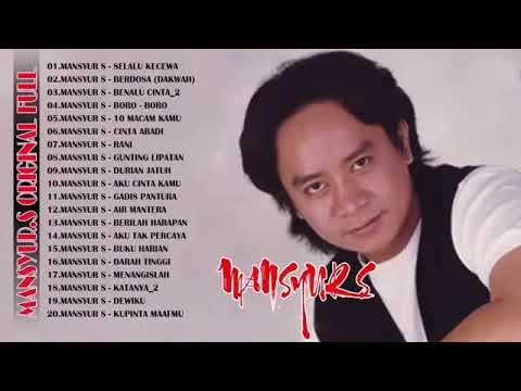 #the best of #mansur. s #full album #dangdut 80 - 90an #terbaik sepanjang zaman