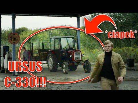 Ciągniki I Maszyny Rolnicze W Filmach Odc. 2 - URSUS Przejmuje Ekrany Kin❗️🎥 [Matheo780]