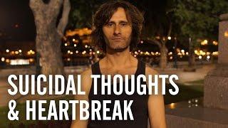 Young men's hidden pain: Suicide, heartbreak and loneliness   Must Watch for Depressed Teenagers!
