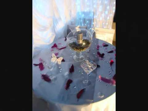 décoration mariage 2011