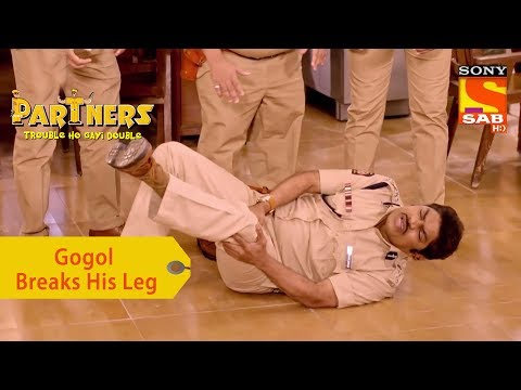 Your Favorite Character | Gogol Breaks His Leg | Partners Trouble Ho Gayi Double