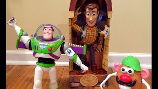 Toy Story Woody Falante - Talking Woody