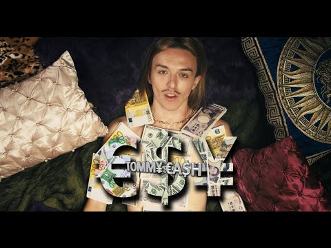 TOMMY CASH - EUROZ DOLLAZ YENIZ (OFFICIAL VIDEO)
