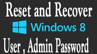 🔥 100% working:🔥 Reset Windows 8, 10  Password: The Easiest way 😎👍